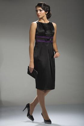 Комментарий: Деловое платье Cyrille Gassiline