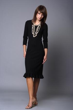 Повседневное платье Ольга.