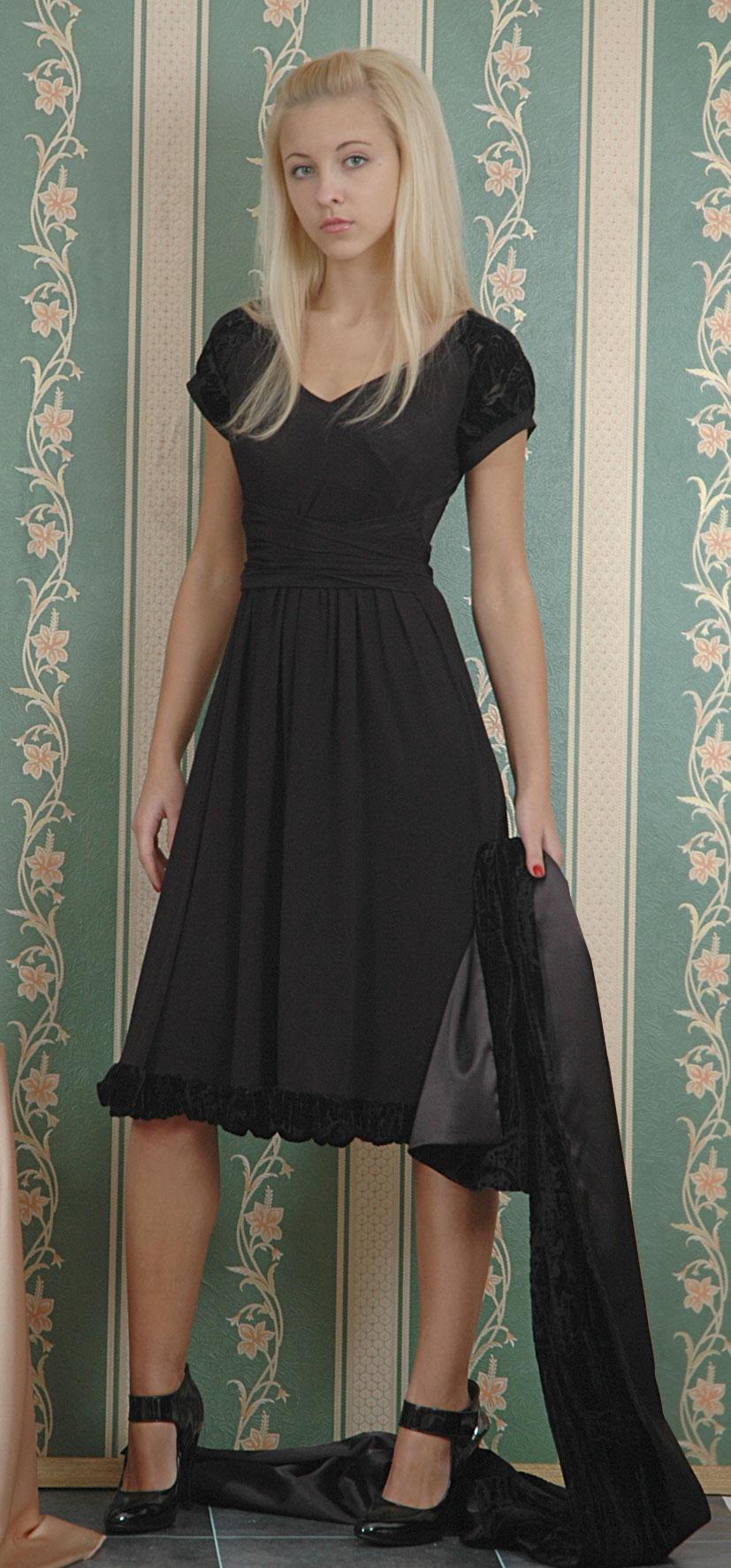 Платье с палантином вечернее платье с