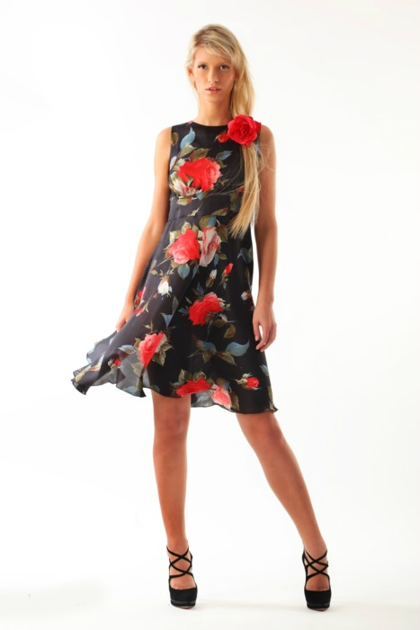 летние итальянские платья в москве купить